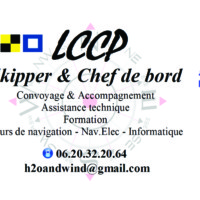 Accompagnement, convoyage, cours de voile, expertise...